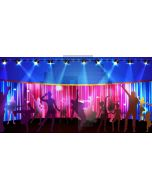 Satge Light Computer Printed Dance Recital Scenic Backdrop ACP-1176