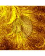 Golden Color Computer Printed Photography Backdrop AUT-943