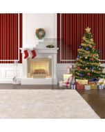 Christmas Eve  Computer Printed Photography Backdrop DGX-449