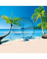 Tropical ocean Computer Printed Photography Backdrop DT-12-121