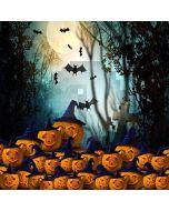 Fearful Pumpkins Computer Printed Photography Backdrop LMG-040