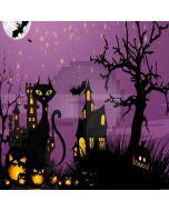 Halloween Night Computer Printed Photography Backdrop LMG-441
