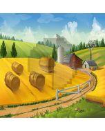 Autumn Farm  Computer Printed Photography Backdrop LMG-463