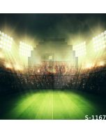 Fancy Stadium Computer Printed Photography Backdrop S-1167
