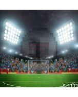 Football Field Computer Printed Photography Backdrop S-1171