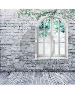 Brick Wall Computer Printed Photography Backdrop S-1825