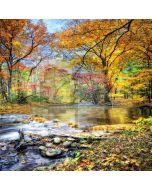 Mountain Stream Computer Printed Photography Backdrop XLX-094