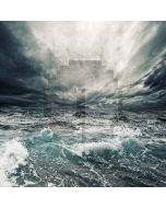 Heavy Seas  Computer Printed Photography Backdrop XLX-128