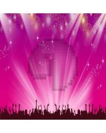 Pink Explosion  Computer Printed Photography Backdrop XLX-333