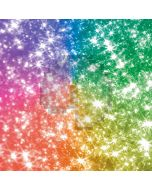 Rainbow Colored Sparkles Computer Printed Photography Backdrop ZJZ-214