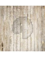 Wood Fence Computer Printed Photography Backdrop ZJZ-290
