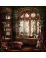 Sunshine In The Relic Room Computer Printed Photography Backdrop ZJZ-428