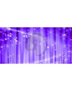 purple light spot Computer Printed Dance Recital Scenic Backdrop ACP-394