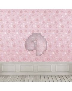 Floral Wallpaper Computer Printed Photography Backdrop S-149