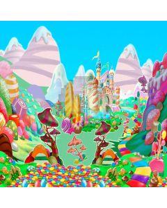 Cartoon Castle Digital Printed Photography Backdrop YHA-496