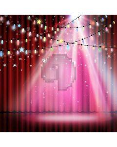 Enchanting Stage Digital Printed Photography Backdrop YHA-503