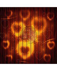 Distinctive Love Pattern Digital Printed Photography Backdrop YHA-533