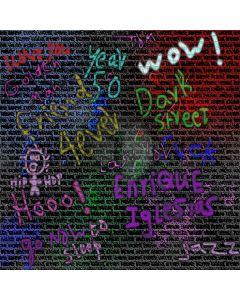 Letters Graffiti Digital Printed Photography Backdrop YHA-540