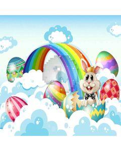 Astonishing Rainbow Digital Printed Photography Backdrop YHA-547