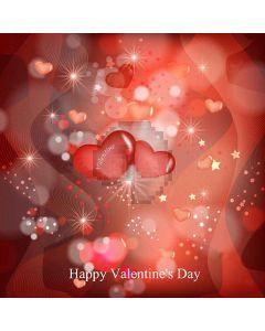 Romantic Love Digital Printed Photography Backdrop YHA-549