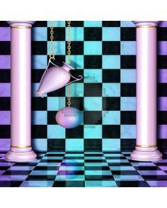 Wonderful Palace Digital Printed Photography Backdrop YHB-030