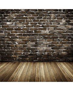 Old Brick Wall Digital Printed Photography Backdrop YHB-071