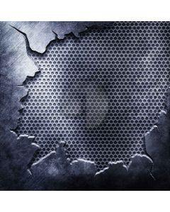 Dense Metal Holes Digital Printed Photography Backdrop YHB-087