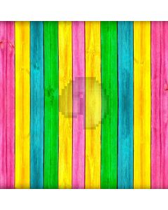 Colorful Wood Digital Printed Photography Backdrop YHB-099