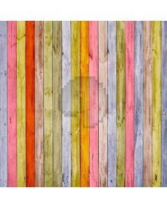 Thin Wood Strips Digital Printed Photography Backdrop YHB-103