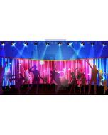 Satge Light Computer Printed Dance Recital Scenic Backdrop ACP-1176