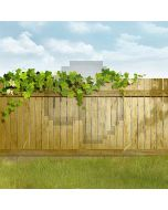 Fresh Fence Computer Printed Photography Backdrop DGX-306