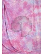 Pink white Tie-Dye Photography Muslin Backdrop Background DT-BJ-ZR0054
