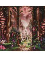 Lovely Wonderland Computer Printed Photography Backdrop LMG-021