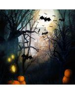 Haunted Night Computer Printed Photography Backdrop LMG-027