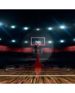 Basketball Court Computer Printed Photography Backdrop LMG-378