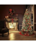 Christmas Tree Computer Printed Photography Backdrop ST-001