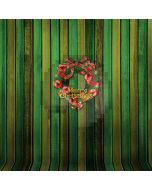 Christmas Wreath Computer Printed Photography Backdrop ST-055